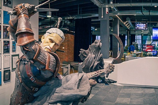 CD Projekt sprzedał 33 mln kopii gry z Geraltem z Rivii
