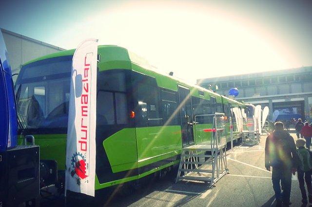 Władze Olsztyna uznały, że oferta tureckiej firmy Durmazlar na dostawę tramwajów jest zgodna z ich oczekiwaniami