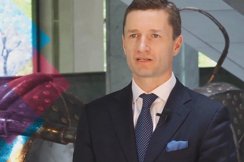 Marcin Halicki, Prezes zarządu BRASTER S.A. o notowaniach spółki na GPW.