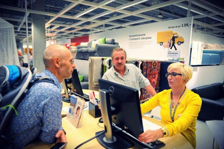 W IKEA 1500 osób ubiegało się o 23 miejsca.
