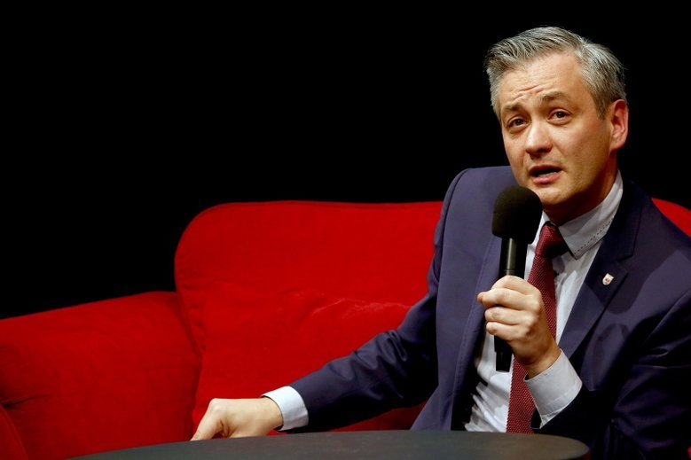 Robert Biedroń dopiero zaczyna mówić o swoim programie.