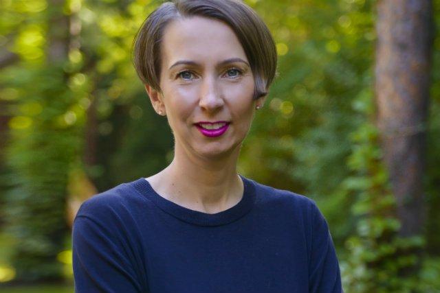 Inga Kasak, dyrektorka zarządzającą Black Swan Fund
