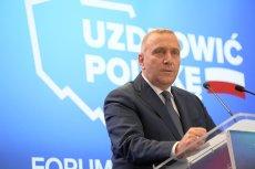 - Musimy Polskę posprzątać - oświadczył lider PO. Mówił, że należy wydać natychmiastowy zakaz sprowadzania śmieci do Polski oraz ograniczyć zużycie plastiku.