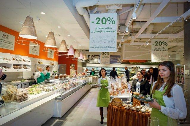 Produkty ekologiczne. Są coraz popularniejsze, sprzedaż prowadzi m.in. Organic Farma Zdrowia.