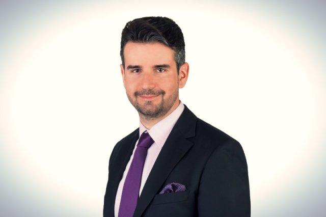 Przemysław Polaczek, partner zarządzający w firmie doradczej Grant Thornton