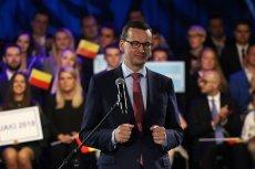 Premier Mateusz Morawiecki poinformował, że rząd zakończył prace nad projektem budżetu.