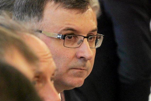 Prezes PKO BP Zbigniew Jagiełło.