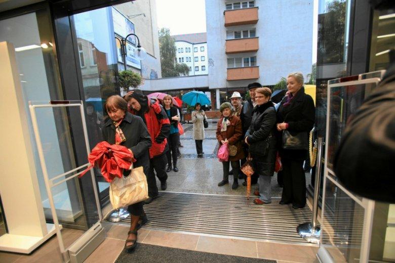 Otwarcie sklepu M&S we Wrocławiu.