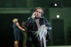 """Próba medialna spektaklu """" Eros i Psyche """" w reżyserii Barbary Wysockiej w Teatrze Wielkim w Warszawie"""