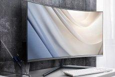 Samsung LU32R590 to pierwszy na świecie monitor 4K z zakrzywioną matrycą, który nadaje się idealnie do wielogodzinnej pracy. Jego głównymi atutami są rozdzielczość UHD, funkcja upscalingu, świetne odwzorowanie kolorów i zakrzywiony ekran (Curved)