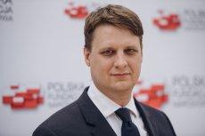 Filip Rdesiński jest wiceprezesem Lotos Terminale.