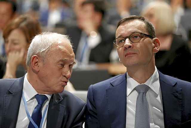 Minister Tchórzewski będzie musiał się nieźle nagimnastykować, żeby przekonać premiera do wydania 4 mld zł