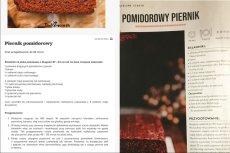 Sieć sklepów spożywczych Biedronka miała się dopuścić zdaniem autorki bloga kulinarnego skopiowania jej przepisu i umieszczenia go w swojej odpłatnej gazetce