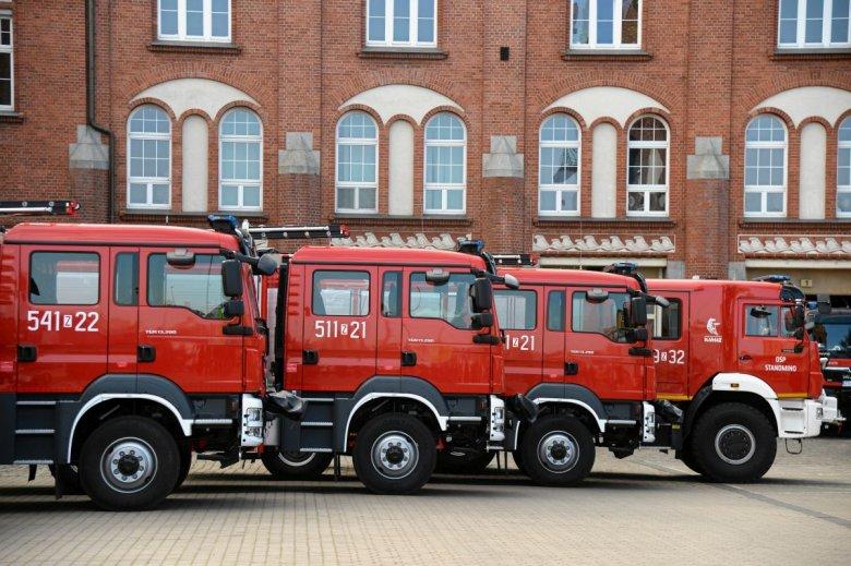 Strażacy z Ochotniczych Straży Pożarnych będą mogli zatankować taniej