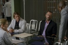 Kadr z serialu dr House