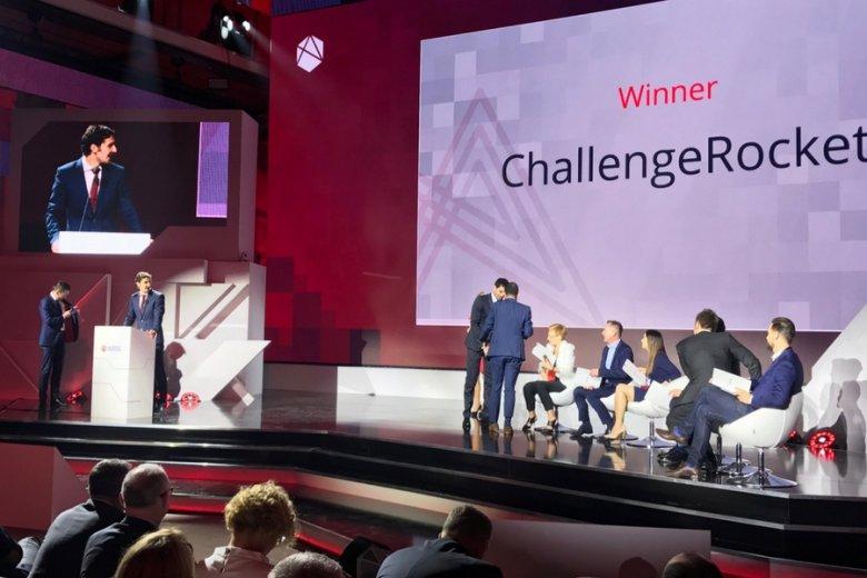 Finał konkursu Start-Up Challenge