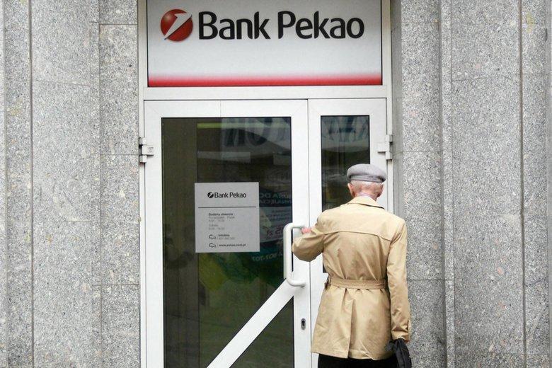 Bank Pekao: szykują się spore zwolnienia