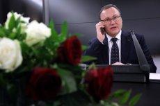 Ze spółką Fratria związany jest m.in. współzałożyciel SKOK, senator Grzegorz Bierecki.