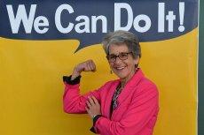Brak kobiet w zarządzie będzie od tej pory surowo karany. Na zdjęciu: kalifornijska senator, Hannah-Beth Jackson, promotorka nowych przepisów
