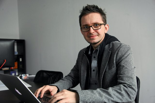 Maciej Zawadziński, CEO Piwik PRO