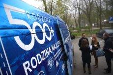 W Warszawie brakuje pieniędzy na wypłaty 500 plus – twierdzą władze miasta.