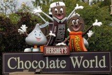 Hershey's po 125 latach zmienia wygląd swojej czekolady. Teraz bedzię ona wyrażać więcej emocji.