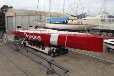 Jacht z projektu Polska 100 ma zmienić wygląd. Jak? Na razie owiane jest to tajemnicą