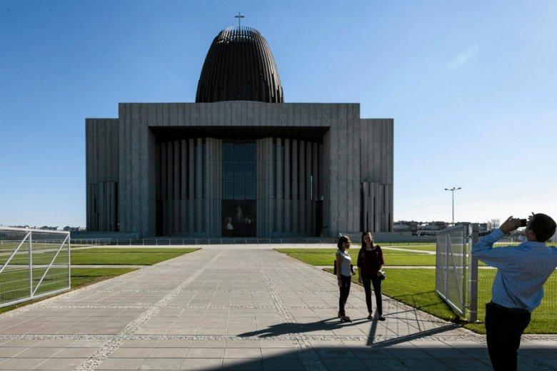 Świątynia Opatrzności Bożej ma otrzymać do 2018 roku 28 mln złotych dofinansowania.