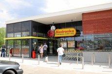 Biedronka otwiera w Poznaniu outlet z przecenionymi nawet o 80 proc. towarami