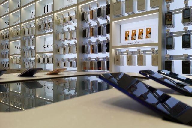 Sklep Huawei w Arkadii zostanie otwarty 15-16 grudnia 2018 roku
