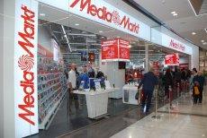 Rosyjskie MediaMarkty sprzedają swoje towary o 90 proc. taniej