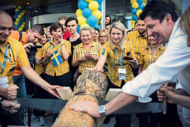 Pracownicy IKEI mają powody do świętowania