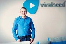 Marcin Dudkiewicz, CEO ViralSeed