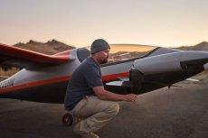 Samolot Heavyside ma być sto razy cichszy od helikopteru.
