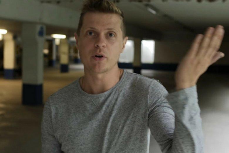 """Kadr ze spotu kampanii """"Sprawiedliwe sądy""""."""