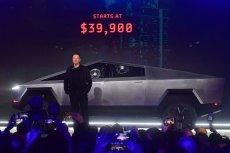 Nowy Cybertruck od Tesli był inspirowany filmem o Jamesie Bondzie.