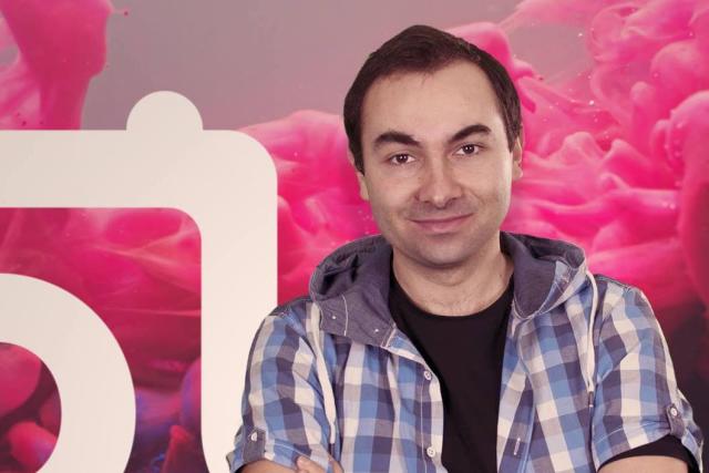 Mateusz Chłodnicki, twórca Shuttout