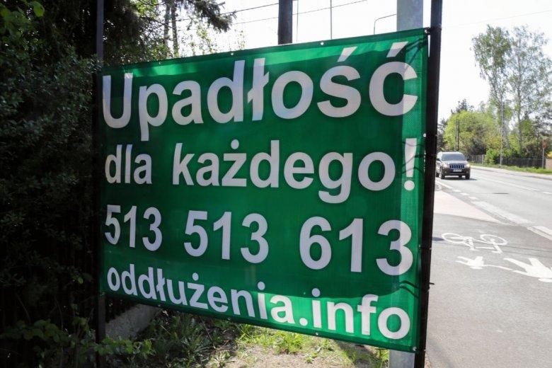 W tym roku może paść kolejny rekord upadłości konsumenckich w Polsce.