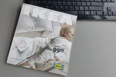 Papierową wersję nowego katalogu IKEA trzeba będzie zamówić przez internet.