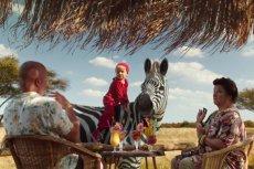 Chłopiec podróżujący na grzbiecie gadającej zebry to bohater najnowszej kampanii E. Wedel, wiodącego producenta wyrobów czekoladowych w Polsce