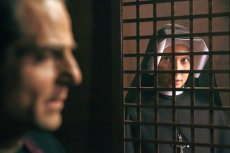 """Film """"Miłość i miłosierdzie"""" opowiada historię życia zakonnicy, twierdzącej, że ujrzała Jezusa."""