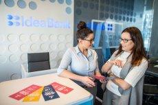 Idea Bank słynie w branży z wprowadzania nowoczesnych rozwiązań.