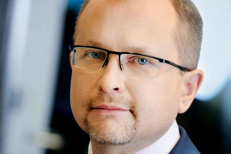 Konrad Kąkolewski, prezes GetBack