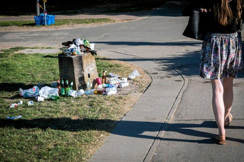 Śmieciomaty. Wieluń chce się przekonać, czy śmieciomaty są w stanie rozwiązać problem ze zbiórką odpadów, jaki nęka polskie miasta.