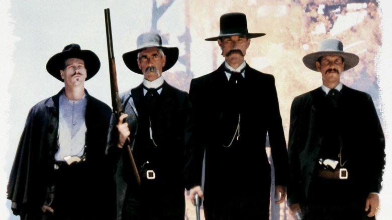 Ujęcie z filmu Tombstone.