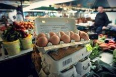 W ciągu roku jajka podrożały w hurcie o 23 proc.
