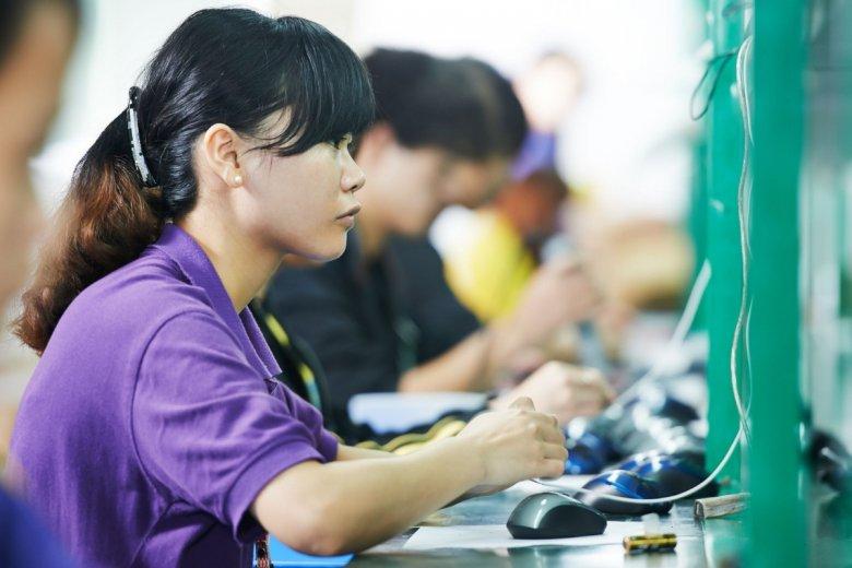 Dwanaście godzin dziennie, sześć dni w tygodniu - tyle, według Jacka Ma, założyciela Alibaby, pracy trzeba, żeby utrzymać bardzo dynamiczny wzrost gospodarczy.
