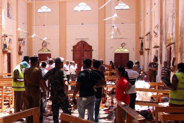 Biznes turystyczny może mieć problemy po zamachach terrorystycznych w Sri Lance z kwietnia 2019 r.