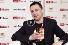 Grzegorz Borowski, prezes Fundacji infoShare