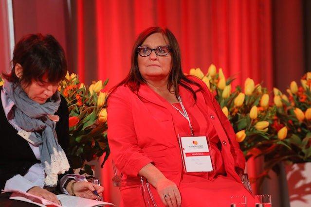 Małgorzata Checlińska, współwłaścicielka hotelu Ossa.